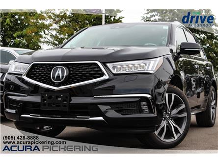 2019 Acura MDX Elite (Stk: AT243) in Pickering - Image 1 of 31