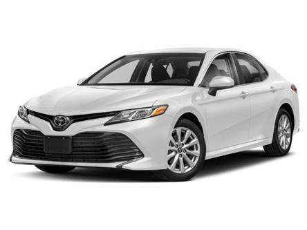 2019 Toyota Camry LE (Stk: 19065) in Brandon - Image 1 of 9