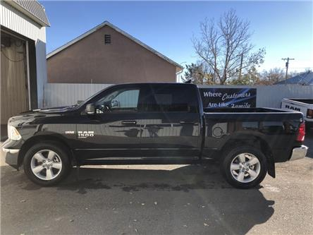 2019 RAM 1500 Classic SLT (Stk: 13865) in Fort Macleod - Image 2 of 17