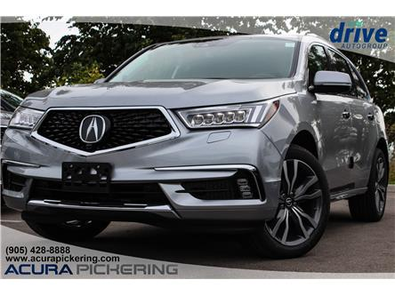 2019 Acura MDX Elite (Stk: AT219) in Pickering - Image 1 of 32