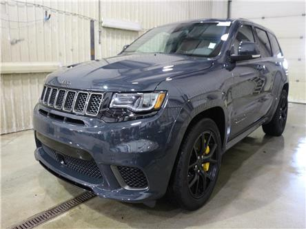2018 Jeep Grand Cherokee Trackhawk (Stk: JT132) in Rocky Mountain House - Image 1 of 30