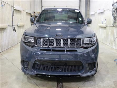 2018 Jeep Grand Cherokee Trackhawk (Stk: JT132) in Rocky Mountain House - Image 2 of 30