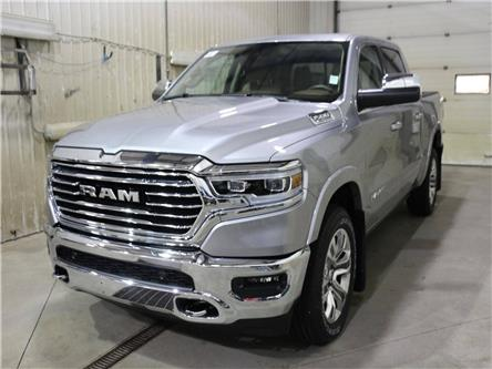 2019 RAM 1500 Laramie Longhorn (Stk: KT016) in Rocky Mountain House - Image 1 of 30