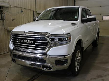 2019 RAM 1500 Laramie Longhorn (Stk: KT021) in Rocky Mountain House - Image 1 of 30