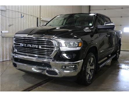 2019 RAM 1500 Laramie (Stk: KT003) in Rocky Mountain House - Image 1 of 30
