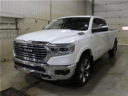 2019 RAM 1500 Laramie Longhorn (Stk: KT031) in Rocky Mountain House - Image 1 of 30
