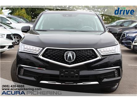 2019 Acura MDX Elite (Stk: AT133) in Pickering - Image 2 of 9