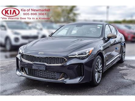 2019 Kia Stinger GT-Line (Stk: 190121) in Newmarket - Image 1 of 22