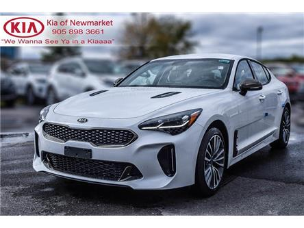 2019 Kia Stinger GT-Line (Stk: 190152) in Newmarket - Image 1 of 22