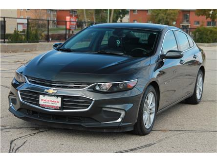 2016 Chevrolet Malibu 1LT (Stk: 1810493) in Waterloo - Image 1 of 28