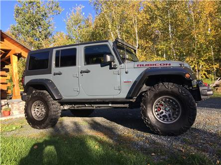 2014 Jeep Wrangler Unlimited Rubicon (Stk: 1797) in Garson - Image 2 of 4