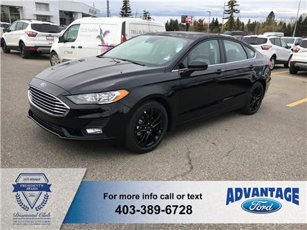 2019 Ford Fusion SE (Stk: K-162) in Calgary - Image 1 of 5