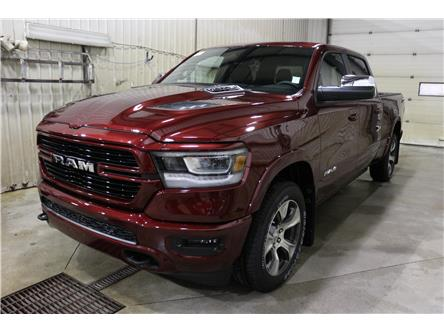 2019 RAM 1500 Laramie (Stk: KT033) in Rocky Mountain House - Image 1 of 30