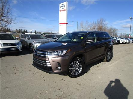 2019 Toyota Highlander XLE (Stk: 199010) in Moose Jaw - Image 1 of 30