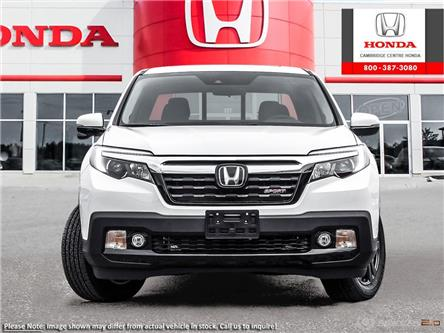 2019 Honda Ridgeline Sport (Stk: 19126) in Cambridge - Image 2 of 24
