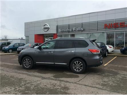 2015 Nissan Pathfinder SL (Stk: 18-213A) in Smiths Falls - Image 2 of 13
