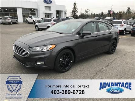 2019 Ford Fusion SE (Stk: K-157) in Calgary - Image 1 of 5