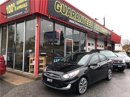 2017 Hyundai Accent GLS (Stk: DE18409) in Ottawa - Image 1 of 14