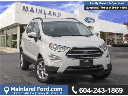 2018 Ford EcoSport S (Stk: 8EC5049) in Vancouver - Image 1 of 21