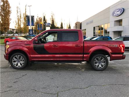 2016 Ford F-150 Lariat (Stk: OP18336) in Vancouver - Image 2 of 25