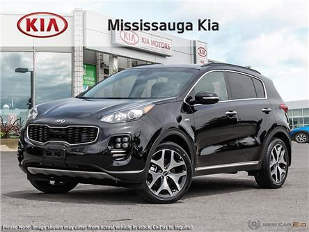 2019 Kia Sportage SX Turbo (Stk: SP19029) in Mississauga - Image 1 of 24