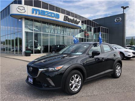 2016 Mazda CX-3 GS (Stk: P3344) in Oakville - Image 1 of 26