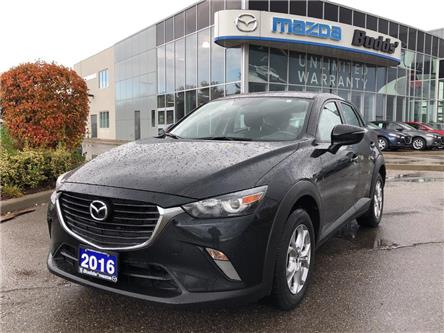 2016 Mazda CX-3 GS (Stk: 16418A) in Oakville - Image 1 of 14