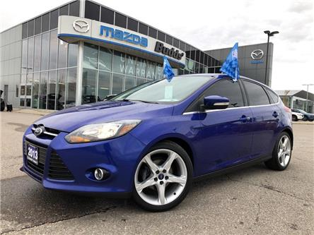 2013 Ford Focus Titanium (Stk: 16313A) in Oakville - Image 1 of 22