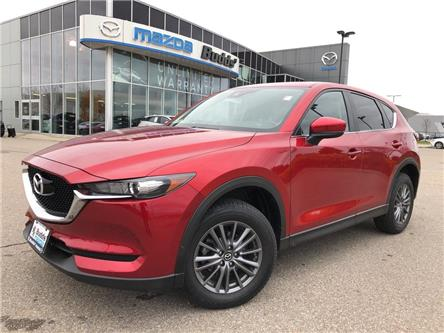 2017 Mazda CX-5 GS (Stk: P3376) in Oakville - Image 1 of 22