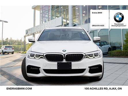2019 BMW 530i xDrive (Stk: 52422) in Ajax - Image 2 of 22