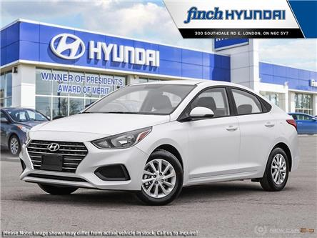 2019 Hyundai Accent Preferred (Stk: 85797) in London - Image 1 of 23