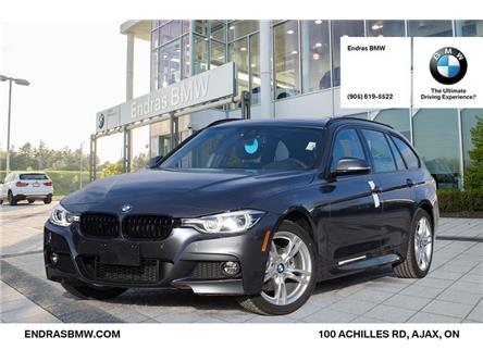 2019 BMW 330i xDrive Touring (Stk: 35381) in Ajax - Image 1 of 22