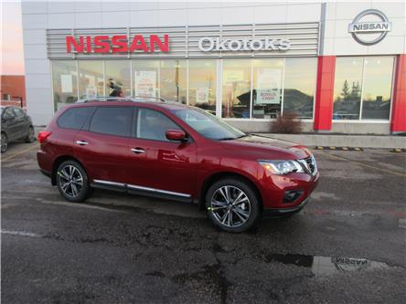 2019 Nissan Pathfinder Platinum (Stk: 7954) in Okotoks - Image 1 of 33