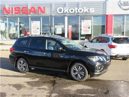 2019 Nissan Pathfinder SL Premium (Stk: 7917) in Okotoks - Image 1 of 25
