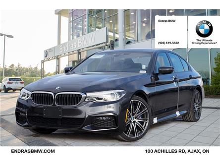 2019 BMW 540i xDrive (Stk: 52425) in Ajax - Image 1 of 22