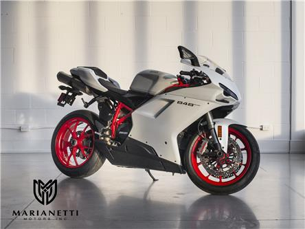 2011 Ducati 848 EVO (Stk: ZDM1XBMV2BB017038) in Woodbridge - Image 2 of 10