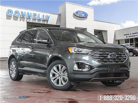 2019 Ford Edge Titanium (Stk: DS126) in Ottawa - Image 1 of 27