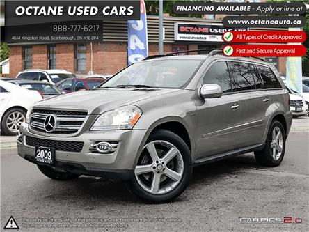 2009 Mercedes-Benz GL-Class Base (Stk: ) in Scarborough - Image 1 of 23