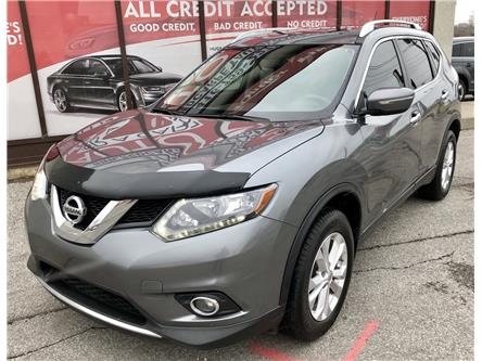 2014 Nissan Rogue SV (Stk: 862449) in Toronto - Image 2 of 16