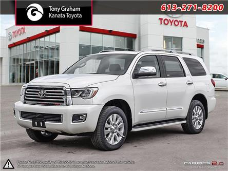 2018 Toyota Sequoia Platinum 5.7L V8 (Stk: 88443) in Ottawa - Image 1 of 28