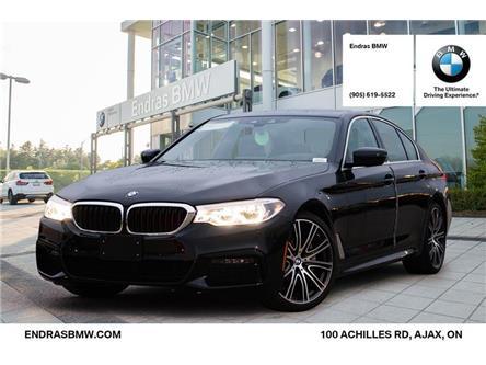 2019 BMW 540i xDrive (Stk: 52433) in Ajax - Image 1 of 22