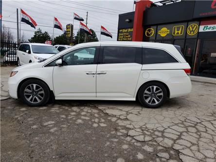 2015 Honda Odyssey Touring (Stk: 504078) in Toronto - Image 2 of 18