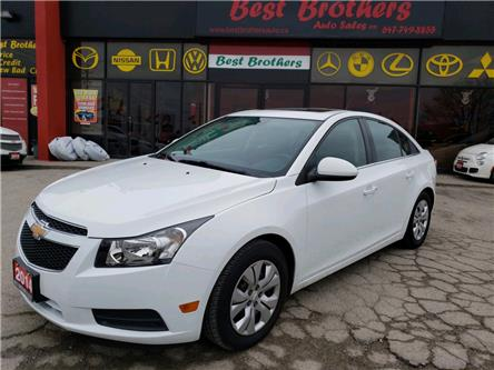 2014 Chevrolet Cruze 1LT (Stk: 466013) in Toronto - Image 1 of 14