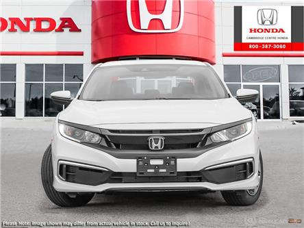 2019 Honda Civic LX (Stk: 19184) in Cambridge - Image 2 of 24