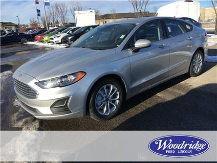 2019 Ford Fusion SE (Stk: K-187) in Calgary - Image 1 of 5
