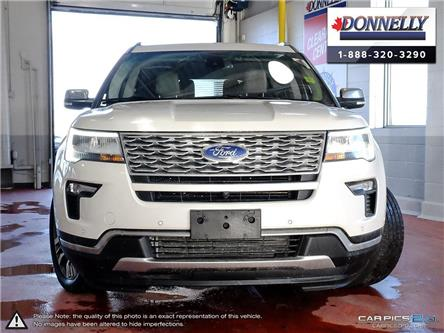 2018 Ford Explorer Platinum (Stk: PLDU5955) in Ottawa - Image 2 of 28