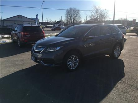 2017 Acura RDX Tech (Stk: P5994) in Perth - Image 1 of 11