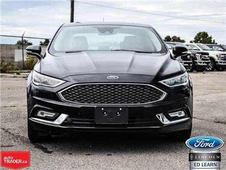 2018 Ford Fusion Platinum (Stk: 18FU034) in St. Catharines - Image 2 of 22