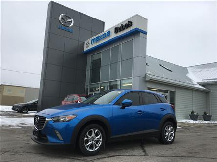 2017 Mazda CX-3 GS (Stk: UT304) in Woodstock - Image 1 of 22