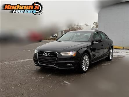 2015 Audi A4 2.0T Komfort plus (Stk: 03995) in Toronto - Image 2 of 20